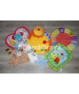 Doplnky pre kojencov EXTRA - 5 kg balík second hand