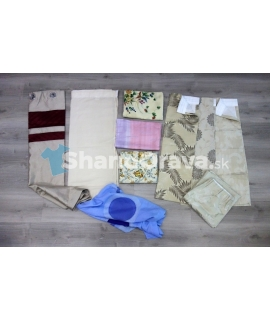 Bytový textil EXTRA - 10 kg balík second hand